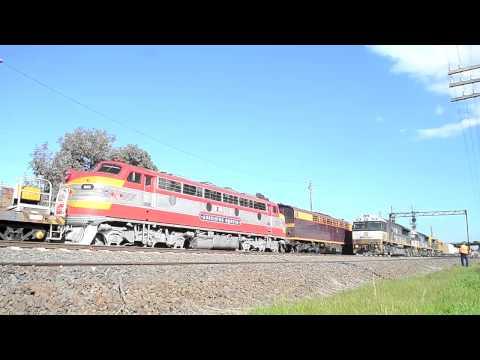 SSR Rail Train 6/8/2011