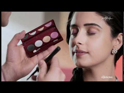 Maquiagem Para o Reveillon I - Sadi Consati