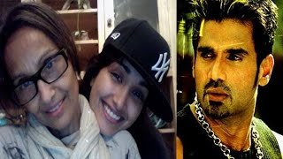 Suniel Shetty sympathises with Jiah Khan's mother! - Exclusive