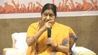 No Pakistani soldier or citizen died during Balakot air strike: EAM Swaraj - ANIINDIAFILE