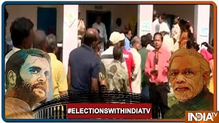 Bihar Polling Percentage Till 10AM: Bhagalpur 10%,Katihar 8%,Purnea 7%,Kishanganj 10.5%,Banka 11% - INDIATV