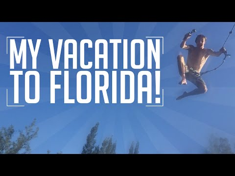 my vacation to florida