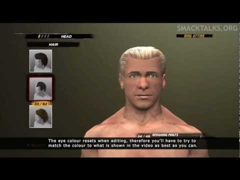 WWE '12 Ric Flair CAW Formula by Rai33