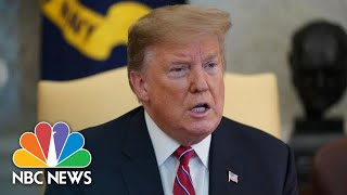 President Donald Trump: 'I Was Never A Fan Of John McCain And I Never Will Be' | NBC News - NBCNEWS