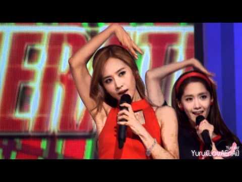 [Fancam] SNSD :: HOOT (Yuri) - 110511 INPUT 2011 Concert @ KBS Hall