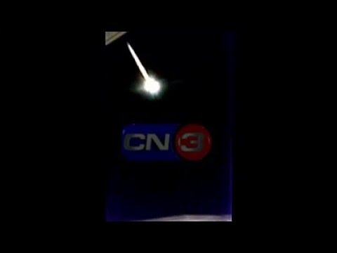 Un meteoro causó temor en Pinamar