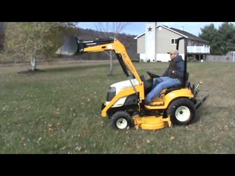 Cub Cadet 5234D Compact Tractor 4x4 With 812 Loader And Mower For Sale Mark Supply Co