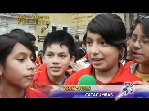 Museo de San Francisco, Las Catacumbas y la Santa Inquisición - Red de Jóvenes Periodistas CEDRO