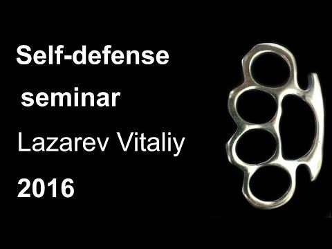 Demonstration 13: sensei Lazarev Vitaliy Aikido & Aikijujutsu Yosekan Russia Sistema Samooborony