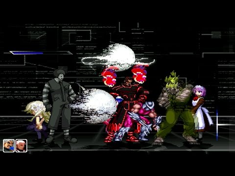 mugen all characters battle zero 1.0 download