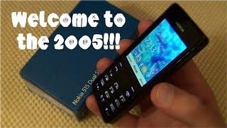 Nokia 515 - 2 SIM. Стоит ли брать? Плюсы и минусы. 7 баллов из 10!  / Арстайл /