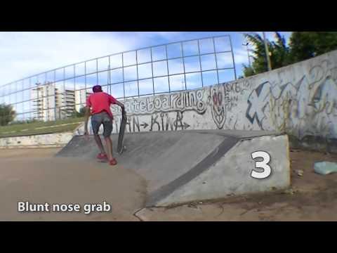 Game Siga O Mestre - 25 Manobras Básicas de Skate