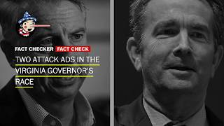 Fact-checking attack ads on both sides of the Virginia governor's race - WASHINGTONPOST
