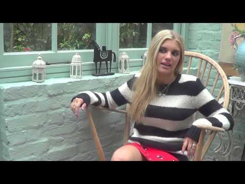 Model Tigerlily Taylor: Teen Tatler Photo Shoot and Interview