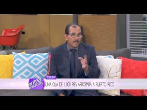 Entrevista al Profeta Efrain Rodriguez - Entre Nosotras - Wapa.TV -27-06-2014