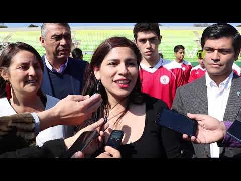 #WanderersTV: Autoridades regionales dan su apoyo a la Bandita de la Pérez 22 abril 2019