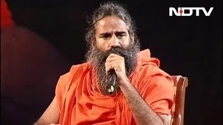 "#NDTVYuva: ""It Is Easy To Criticise,"" Says Baba Ramdev - NDTV"