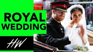 Royal Wedding - Who were the Best Dressed!? - HOLLYWIRETV