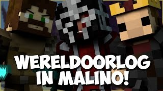 Thumbnail van WERELDOORLOG IN MALINO! - THE KINGDOM FENRIN LIVESTREAM!