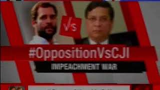 Impeachment war: BJP MP Subramanian Swamy speaks exclusively to NewsX on impeachment motion - NEWSXLIVE