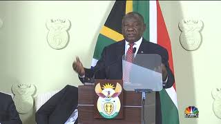 (Full Speech) President Cyril Ramaphosa announces the economic #stimuluspackage - ABNDIGITAL