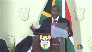 (Full Speech) President Cyril Ramaphosa announces the economic #stimuluspackage - ABNDIGITAL