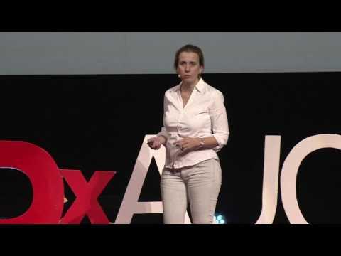 Genius Comes from Gaming | Marlies Schijven | TEDxAUCollege