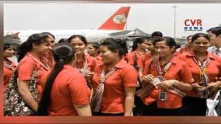Air India pilots threaten to stop operations on flying allowance dues | CVR News - CVRNEWSOFFICIAL