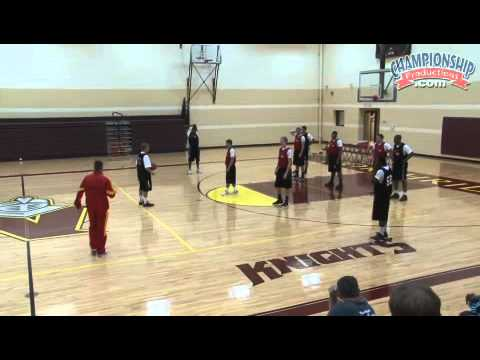 Quick Hitters and Baseline Out of Bounds Plays for Zone Offense