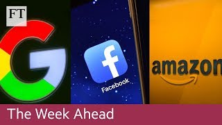 US tech results, Fed meeting - FINANCIALTIMESVIDEOS