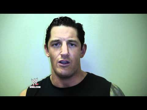 Wade Barrett talks about debuting at WrestleMania