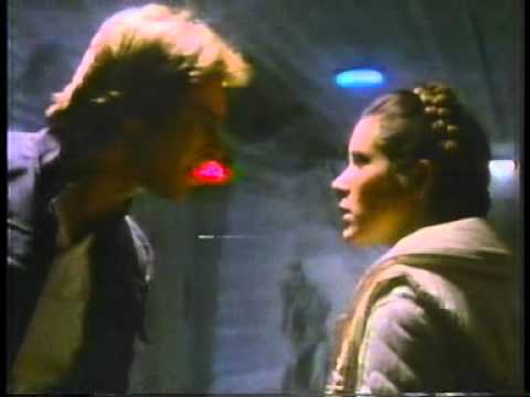 The Empire Strikes Back TV trailer 1980