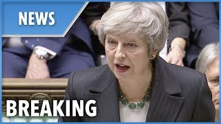 Theresa May makes key Brexit statement in House of Commons - THESUNNEWSPAPER
