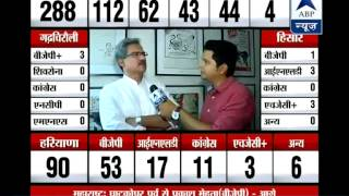 If Uddhav gets any proposal to join hand it shall be discussed: Anil Desai, Shiv Sena - ABPNEWSTV
