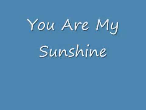 You Are My Sunshine.   by Joe, piano instrumental