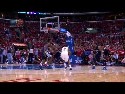 Chris Paul's Buzzer-Beating Game-Winner!