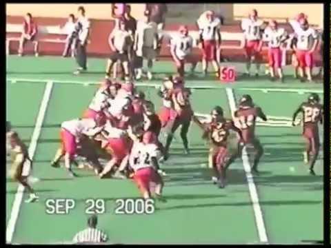 Covington 8th Grade Football Highlights '06, '07, '08