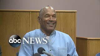 Chairman calls OJ Simpson 90 instead of 70 years old - ABCNEWS
