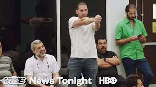 Arming Against Islamophobia & World's Happiest Place: VICE News Tonight Full Episode (HBO) - VICENEWS
