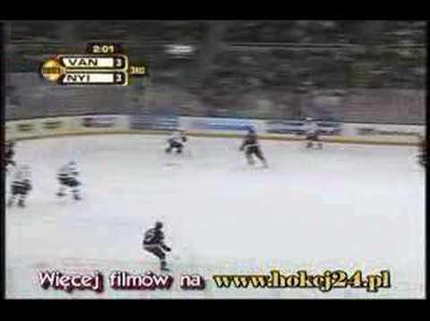 Bramki Mariusz Czerkawskiego w NHL