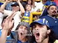 Cantando com Boca Juniors na Bombonera!