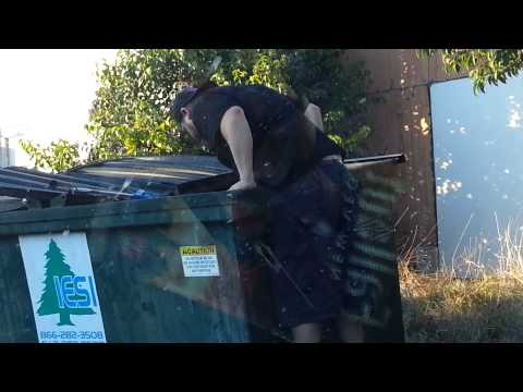 Okchief420 And Will Go Gamestop Dumpster Diving EP.18