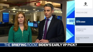 The Briefing Room: Mueller report,  Boeing, Trump's college free speech executive order | ABC News - ABCNEWS