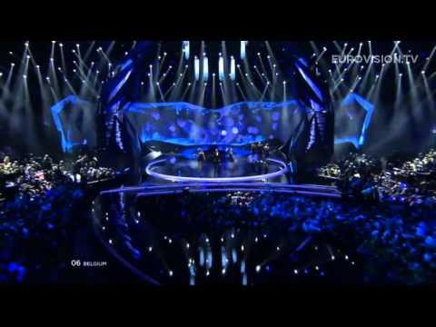 Roberto Bellarosa - Love Kills (Belgium) - LIVE - 2013 Grand Final