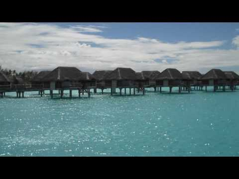 Bora Bora Bungalow View - Four Seasons