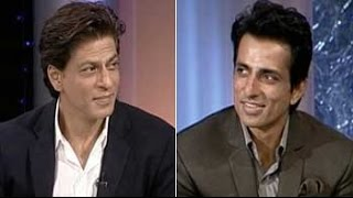 Who does more workouts – Sonu Sood or SRK? - NDTV