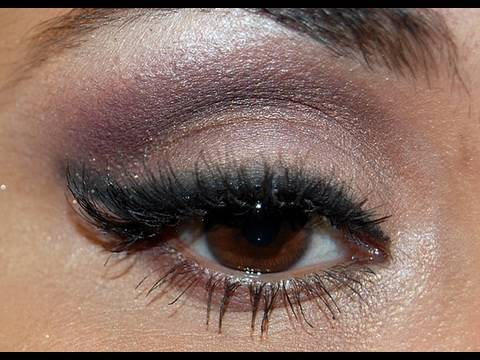 Maquiagem para Olhos Castanhos Claro, Médio, Escuro e Olhos Pretos