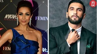 Malaika Hints At Doing An Item Number In 'Dabangg 3' | Ranveer Not Keen On Doing South Remakes? - ZOOMDEKHO