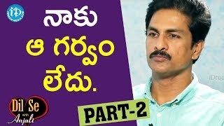 Movie Artist & Cardiologist Dr.Bharath Reddy Full Interview - Part #2 || Dil Se With Anjali - IDREAMMOVIES