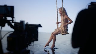 Vanessa Paradis on the set of 'Ces Mots Simples' — CHANEL - CHANEL